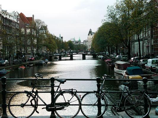 The Venice of the North - Amsterdam.