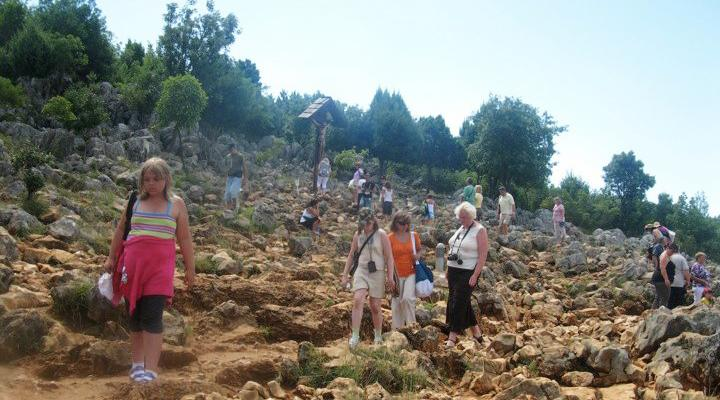 Medjugorje Bosnia  City pictures : Medjugorje, Bosnia. Photo by Donna Perry
