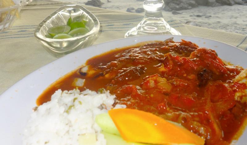 Typical Oaxaca dish