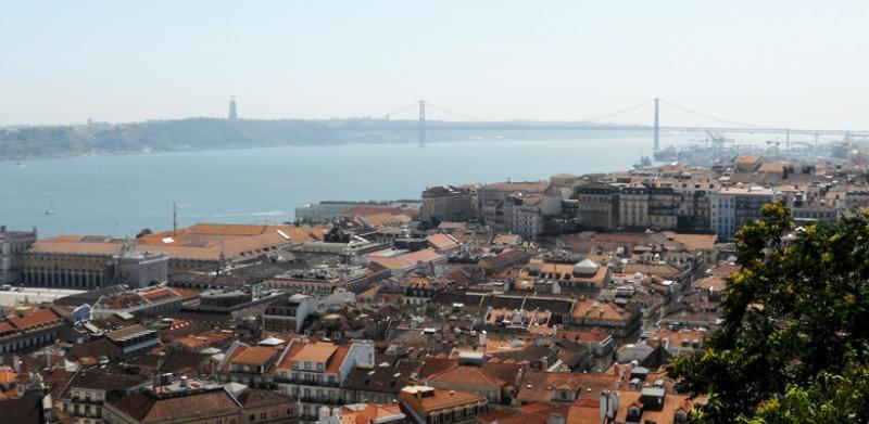 Castelo de San Jorge - Lisbon, Portgual