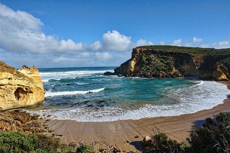The Shipwreck Coast of Victoria, Australia