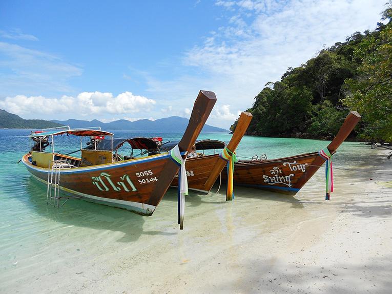 Boats, Thailand