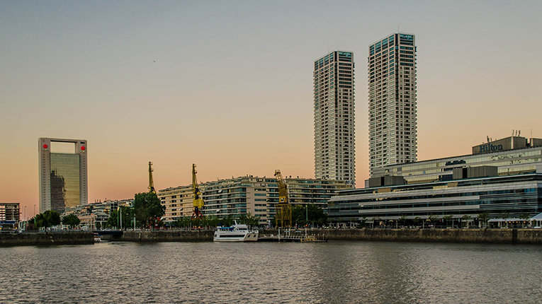 Puerto Madero Waterfront, Buenos Aires