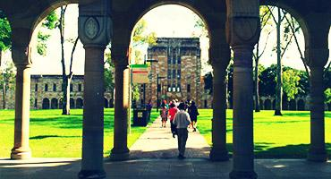 University of Queensland. Photo by Victoria Mita