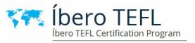 IBERO TEFL Buenos Aires Argentina logo