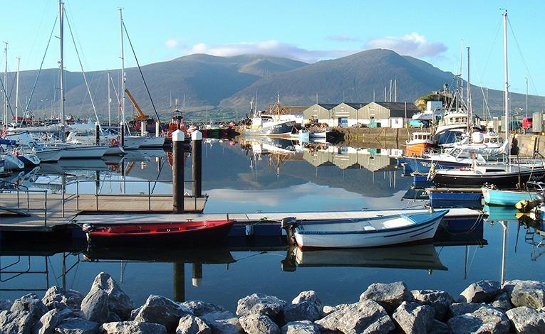 Port in Ireland