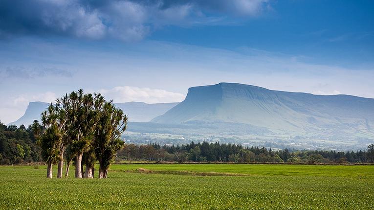 Mountain in Ireland
