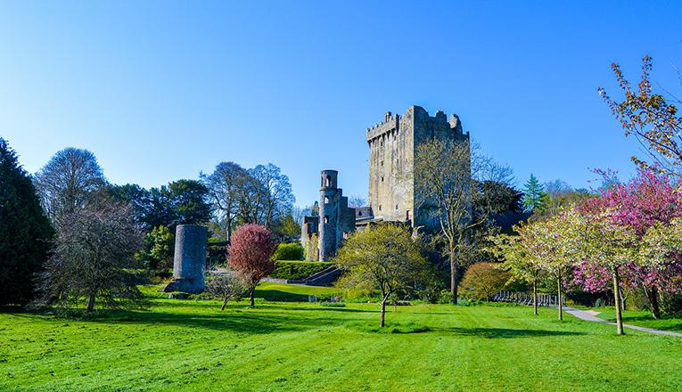 Castle Blarney, Ireland