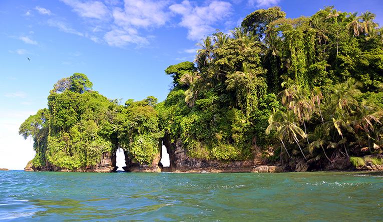 Bird Island in Bocas del Toro