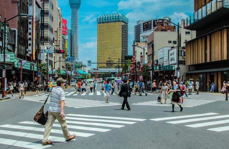 Takeshita Dori, Tokyo, Japan
