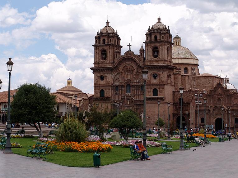 Cusco Cathedral, Peru