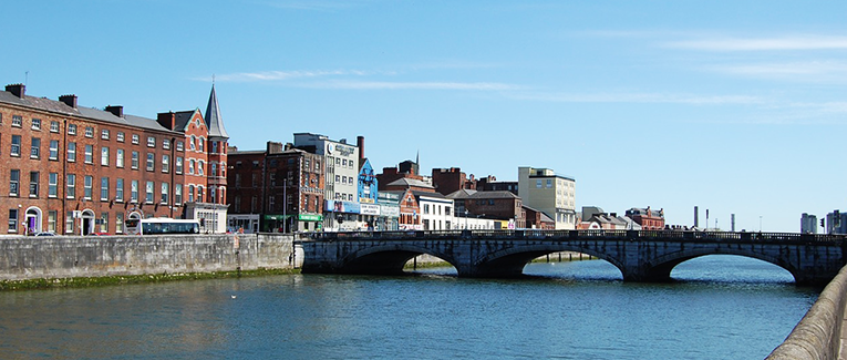 The River Lee, Cork