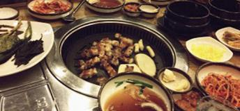 Korean Style dishes