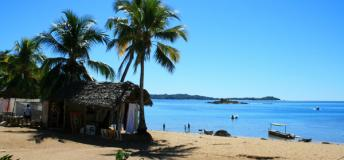 Volunteer in Madagascar and relax in one of their beautiful beaches.
