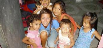 Volunteering With Children In Costa Rica.