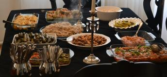 Interns are encouraged to try traditional Turkish cuisine