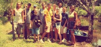 Environmental conservation volunteering is popular in Costa Rica