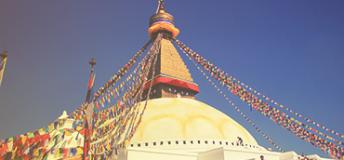 Nepal Boudhanath Stupa