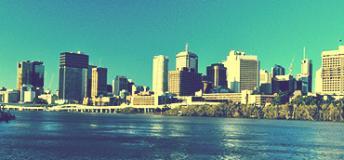city view of Brisbane