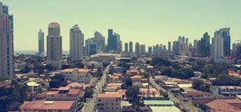Panama cityscape