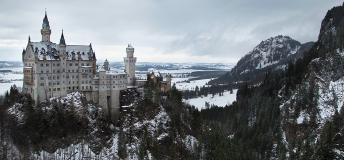 Schwangau, Germany Castle