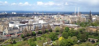 City of Edinburgh, Scotland