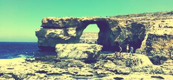 The Azure Window, Gozo, Malta