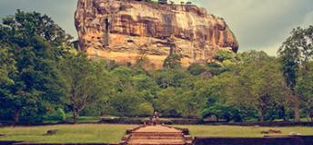 Sri Lanka Ruins