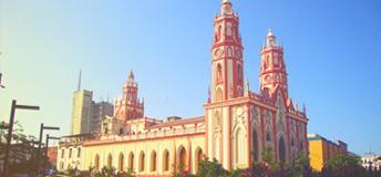 San Nicolas Church, Barranquilla, Colombia