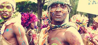 Cameroonian Man