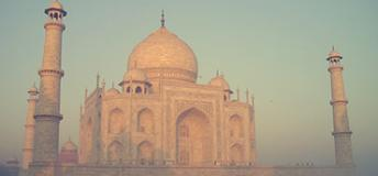 Taj Mahal of India