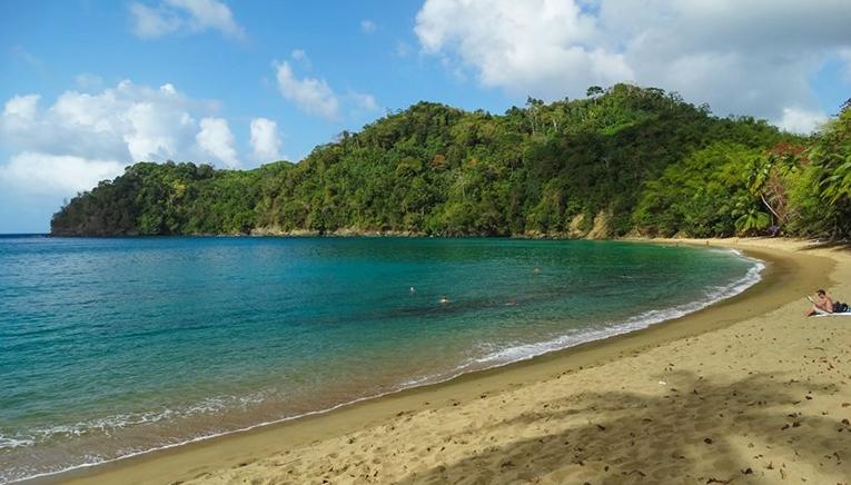 Oceanview in Tobago